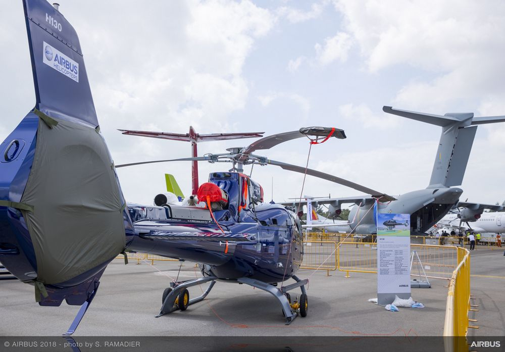Singapore Airshow 2018 - Static Display - Day 01