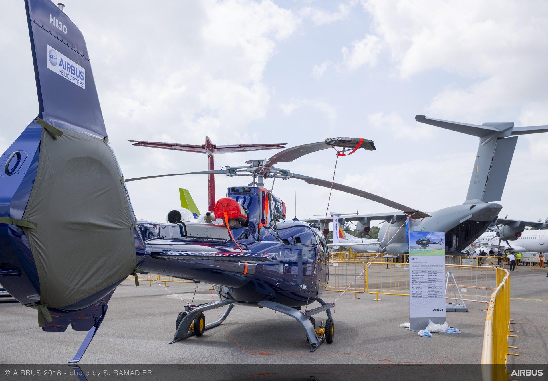 Singapore Airshow 2018 - Static Display - Day 01