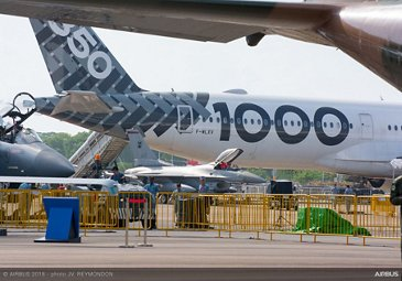 Singapore Airshow 2018 Day 1 - static ambiance 2