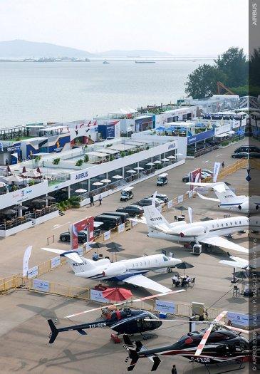 Singapore Airshow 2018 - Static Display - Day 03