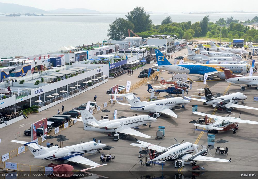 Singapore Airshow 2018 - Static Display - Day 03