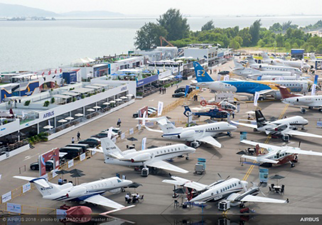The Asia-Pacific region is the fastest growing market for every part of AG真人计划 businesses – commercial aircraft, defence, space, helicopters and innovation – and this is reflected in the range of the company's products on display at Singapore Airshow 2018