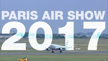 Airbus Commercial Aircraft Flying Displays PAS17