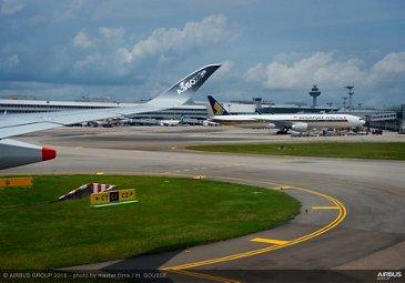 Singapore Airshow 2016_Arrival 2