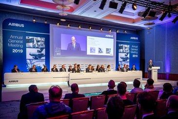Annual General Meeting 2019 - Tom Enders speaking
