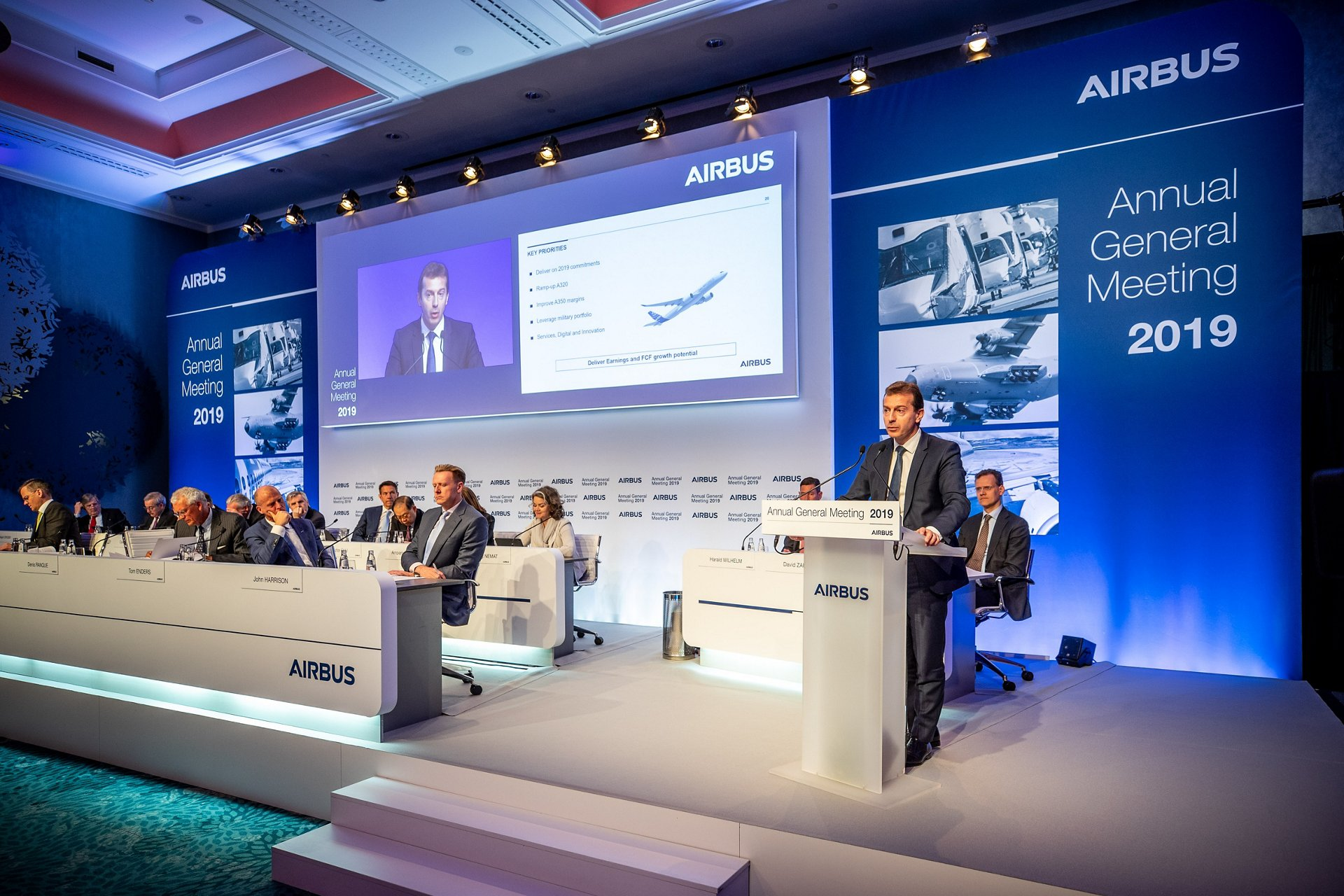 Executive and Operational Committees - Corporate Governance - Airbus