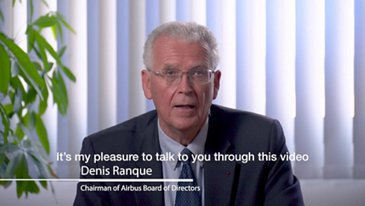 Chairman of Airbus Board of Directors