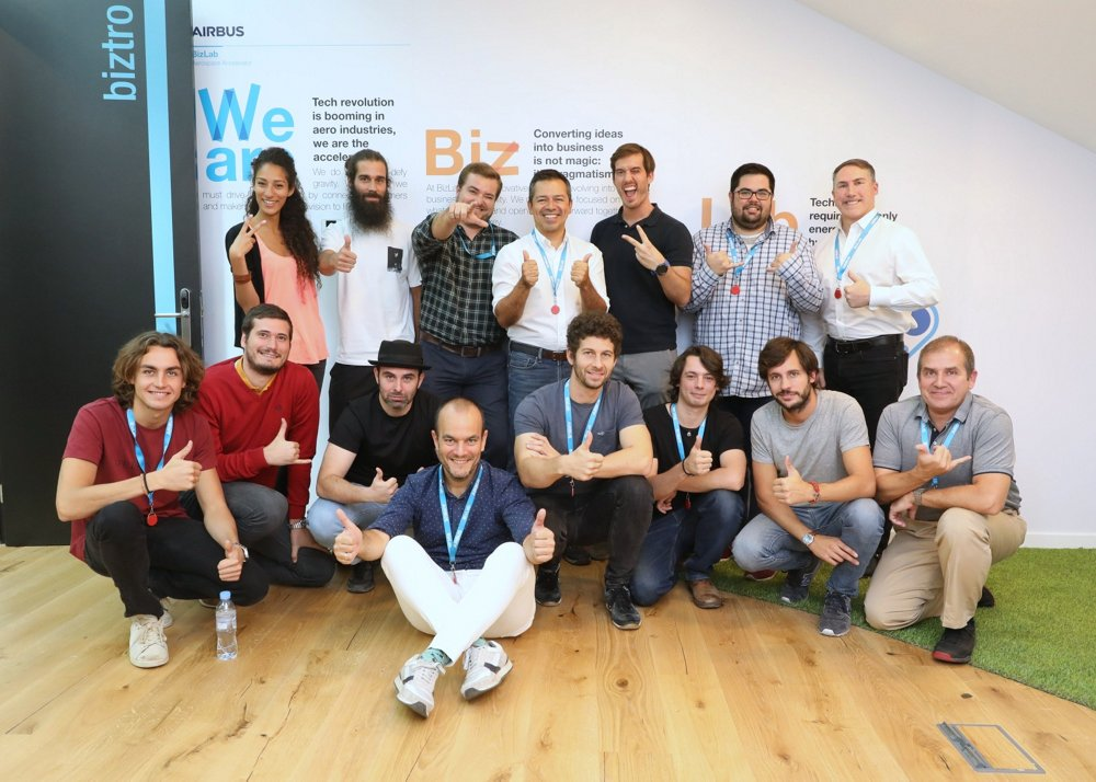 Airbus Bizlab Fourth Season