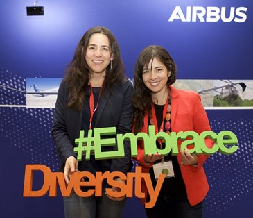 2018 Airbus GEDC Diversity Award Winners