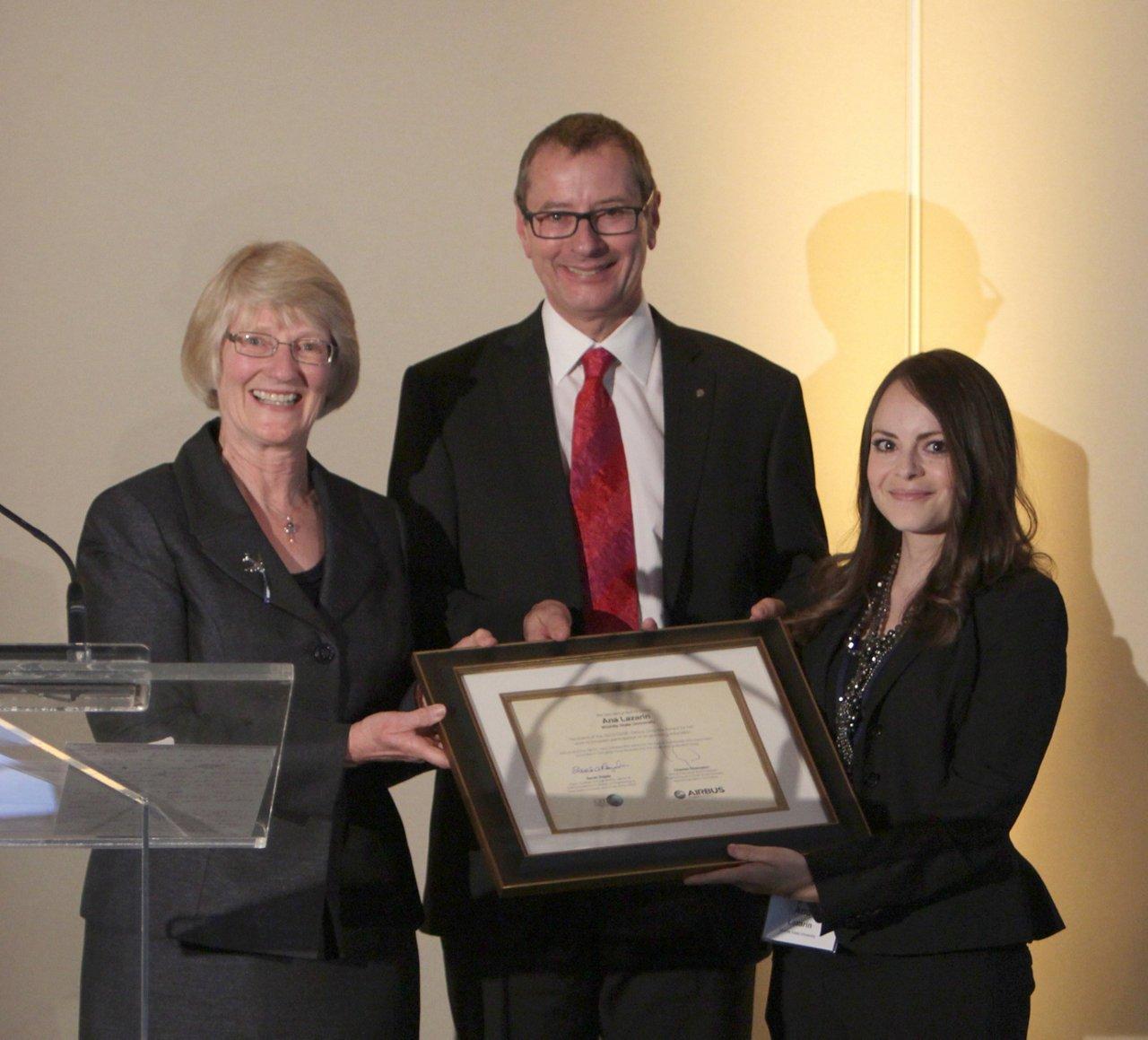 Airbus GEDC Diversity Award 2013