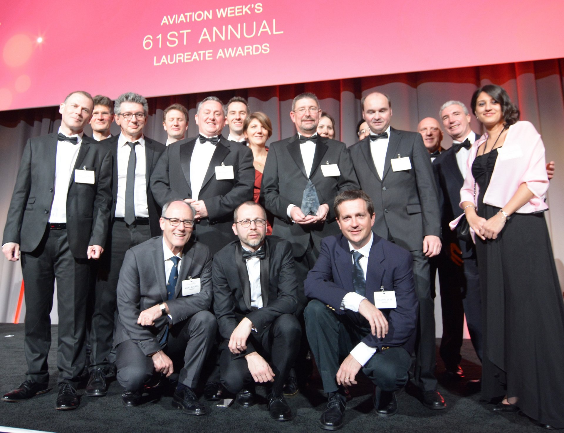 Aviation Week's 61st Annual Laureate Awards