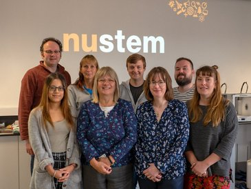 NUSTEM Northumbria University UK