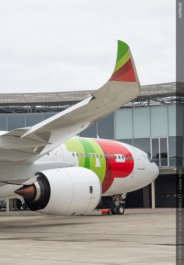 First TAP Air Portugal A330-900
