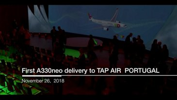 Airbus delivers the first A330-900