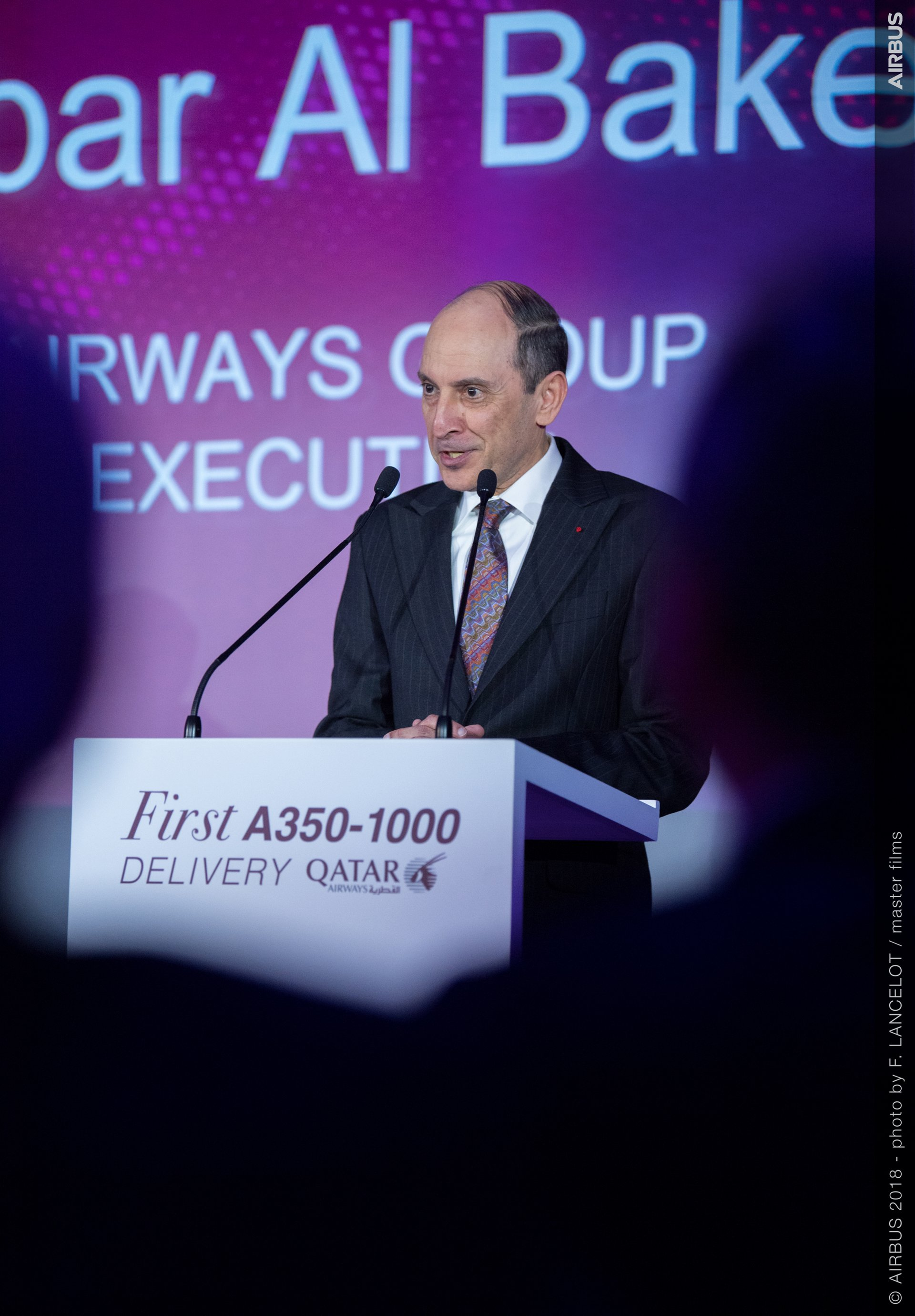 Airbus delivers first A350-1000 to Qatar Airways – 16