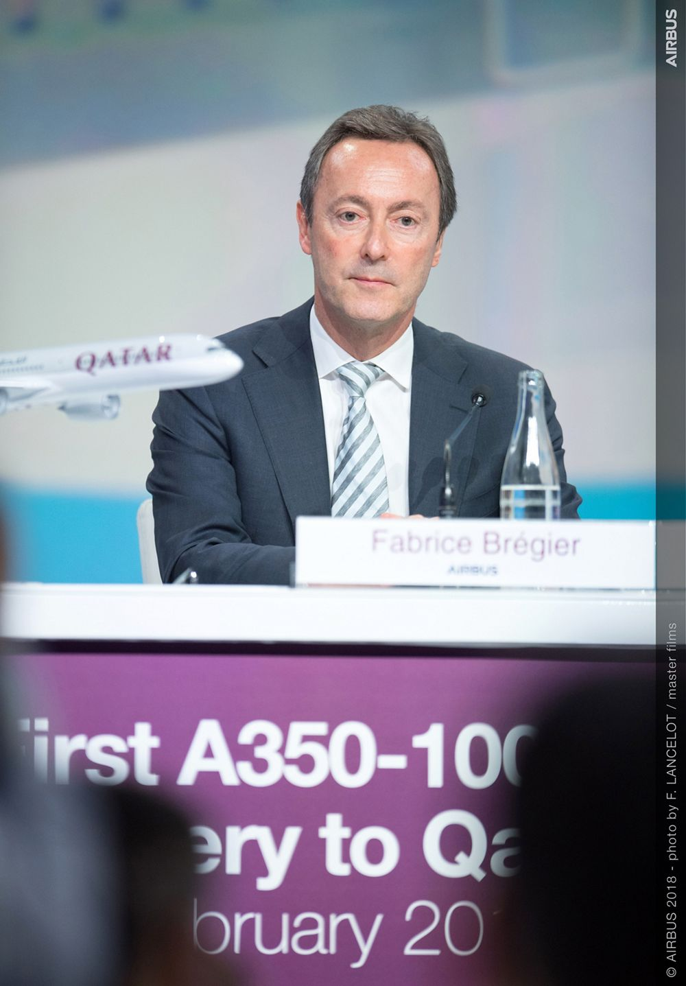 Airbus delivers first A350-1000 to Qatar Airways – 4