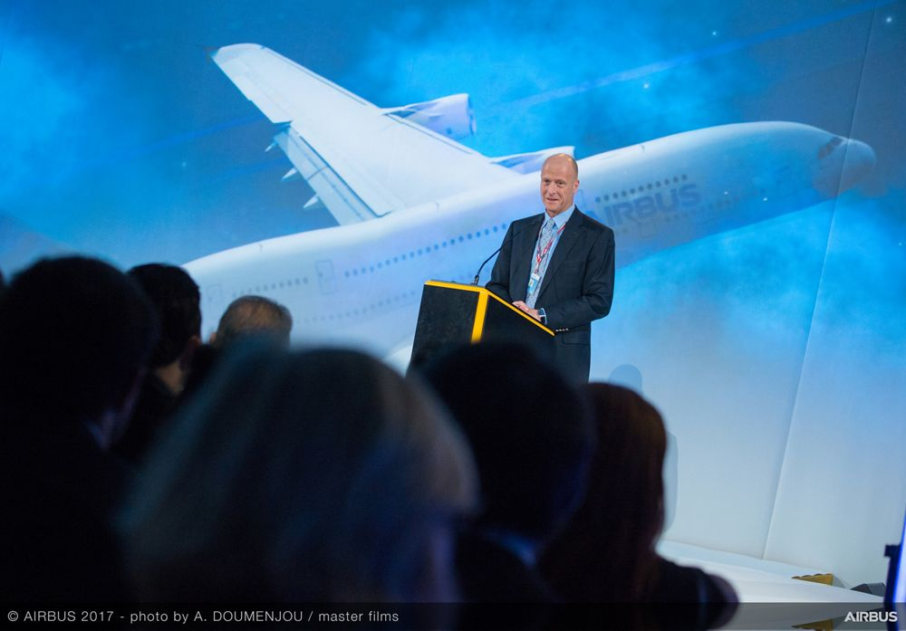 New Singapore Airlines A380 delivery ceremony – Speech 2