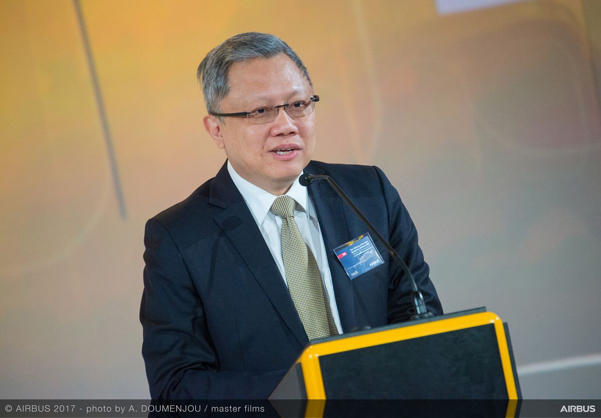 New Singapore Airlines A380 delivery ceremony – Speech 1