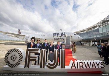 Fiji A350 Group