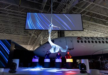 First A220 delivery to Delta Air Lines 鈥� Performance 1