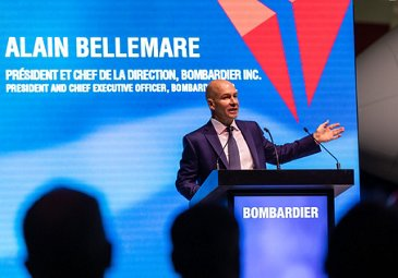 First A220 delivery to Delta Air Lines – Alain Bellemare