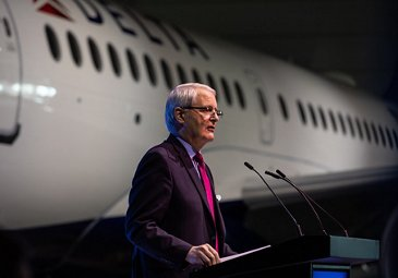 First A220 delivery to Delta Air Lines – Marc Garneau 2