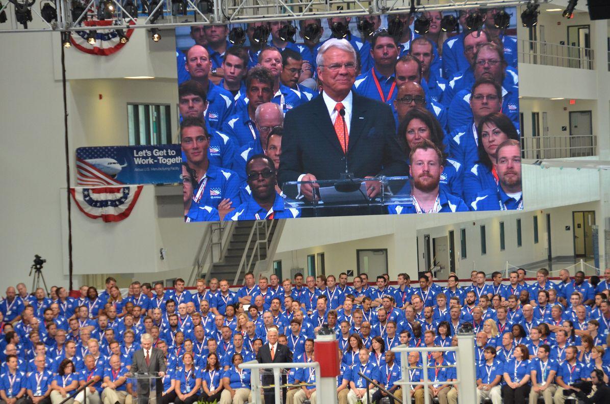 U.S. Manufacturing Facility inauguration_Ceremony 6