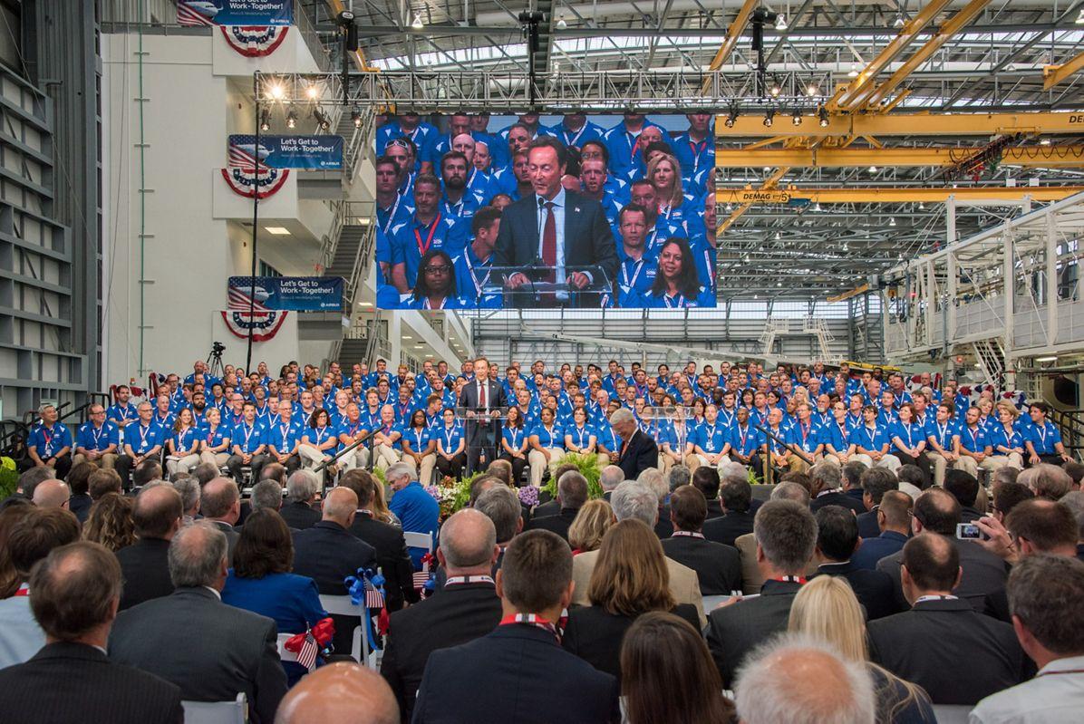 U.S. Manufacturing Facility inauguration_Ceremony 1