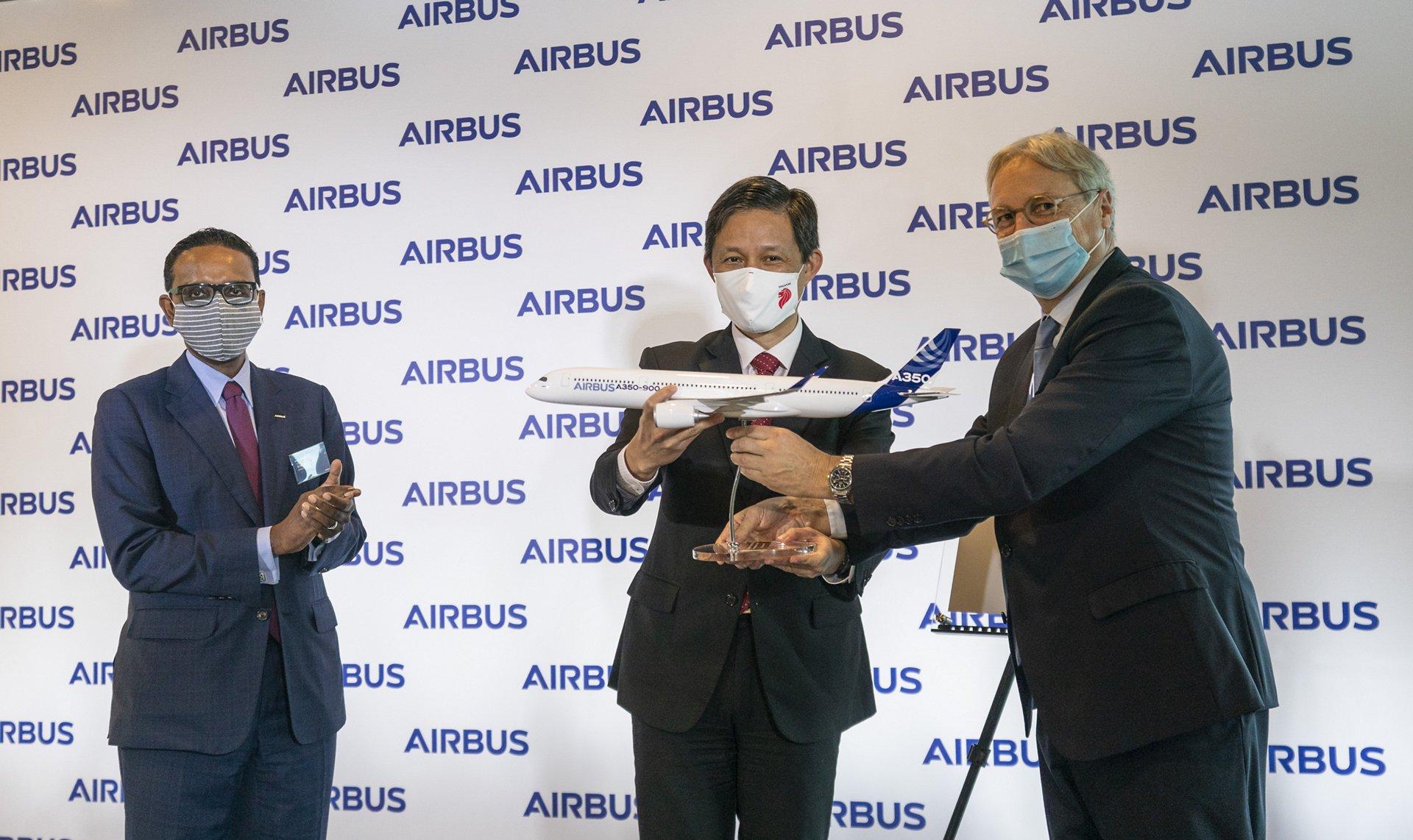 Airbus Campus Inauguration