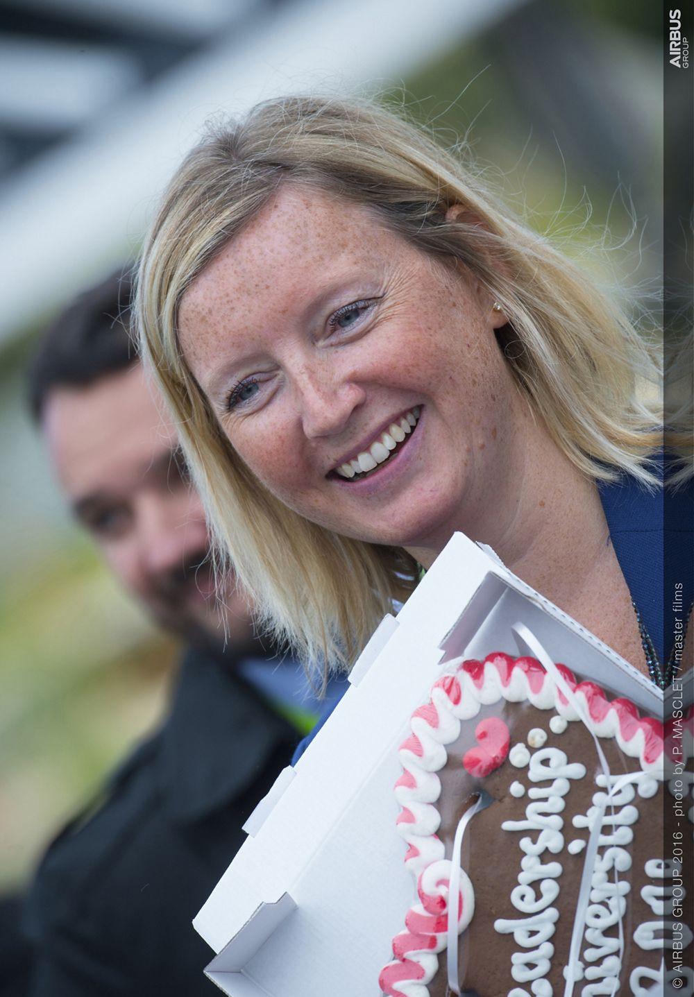 Kerrie Ann Stein-Goujon, Head of Airbus Leadership University