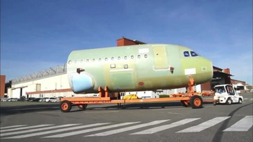 Handover of Cebu Pacific Air鈥檚 first Sharklet-equipped A320