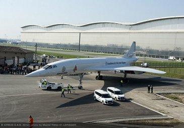 Concorde to Aeroscopia 1