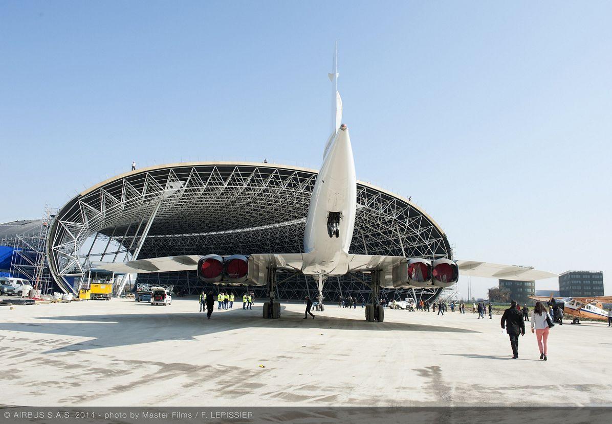 Concorde to Aeroscopia 2