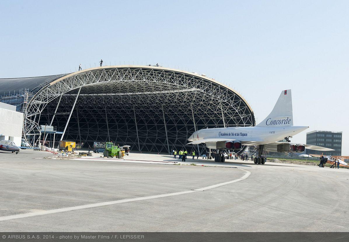 Concorde to Aeroscopia 4
