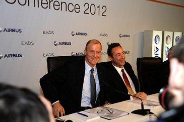 Airbus NYPC2012 enders bregier
