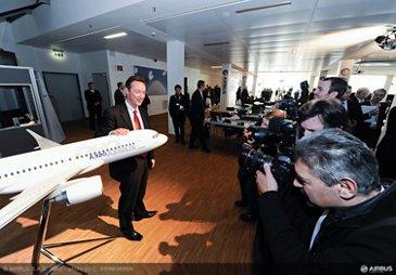 Fabrice Bregier annual press conference 2012 standing