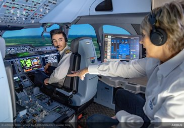 Airbus Services Simulator Training Copyright Airbus