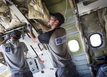 Airbus Services Tarmac Recycling Copyright Tarmac Aerosave