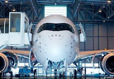 Airbus Services Aircraft Maintenance Hangar Copyright Airbus