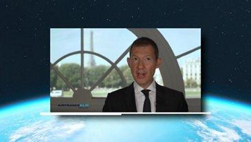 Ben Smith CEO Air France KLM