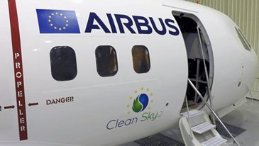 C295 Flight Test Bed 2 Clean Sky 2 / 03