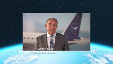 Carsten Spohr President And CEO Lufthansa
