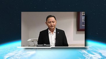 Goh Choon Phong CEO Singapore Airlines