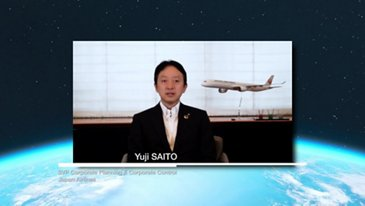 Yuji Saito SVP Corporate Planning And Corporate Control Japan Airlines