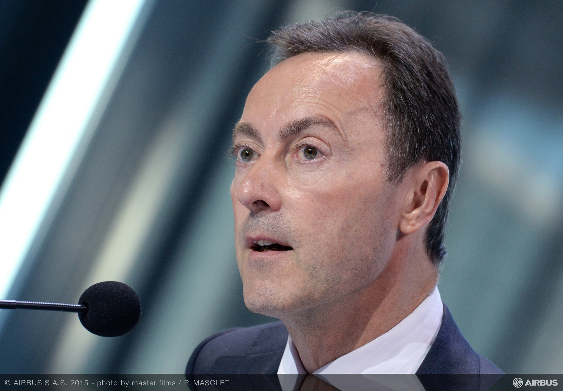 2015 Airbus annual press conf - fabrice bregier