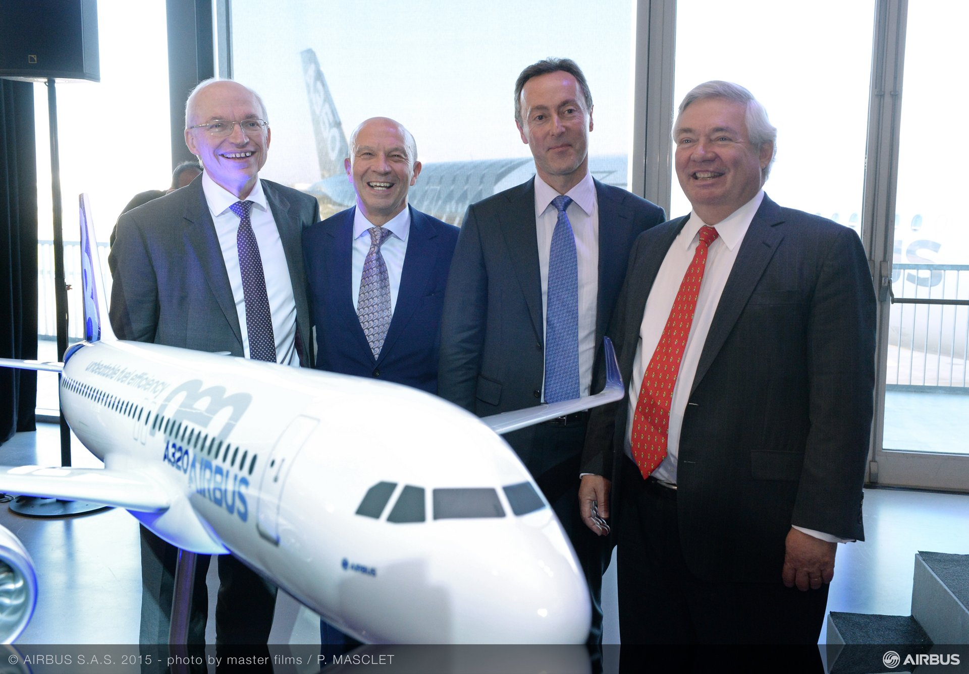 Airbus 2015 annual press conference_Management team 4