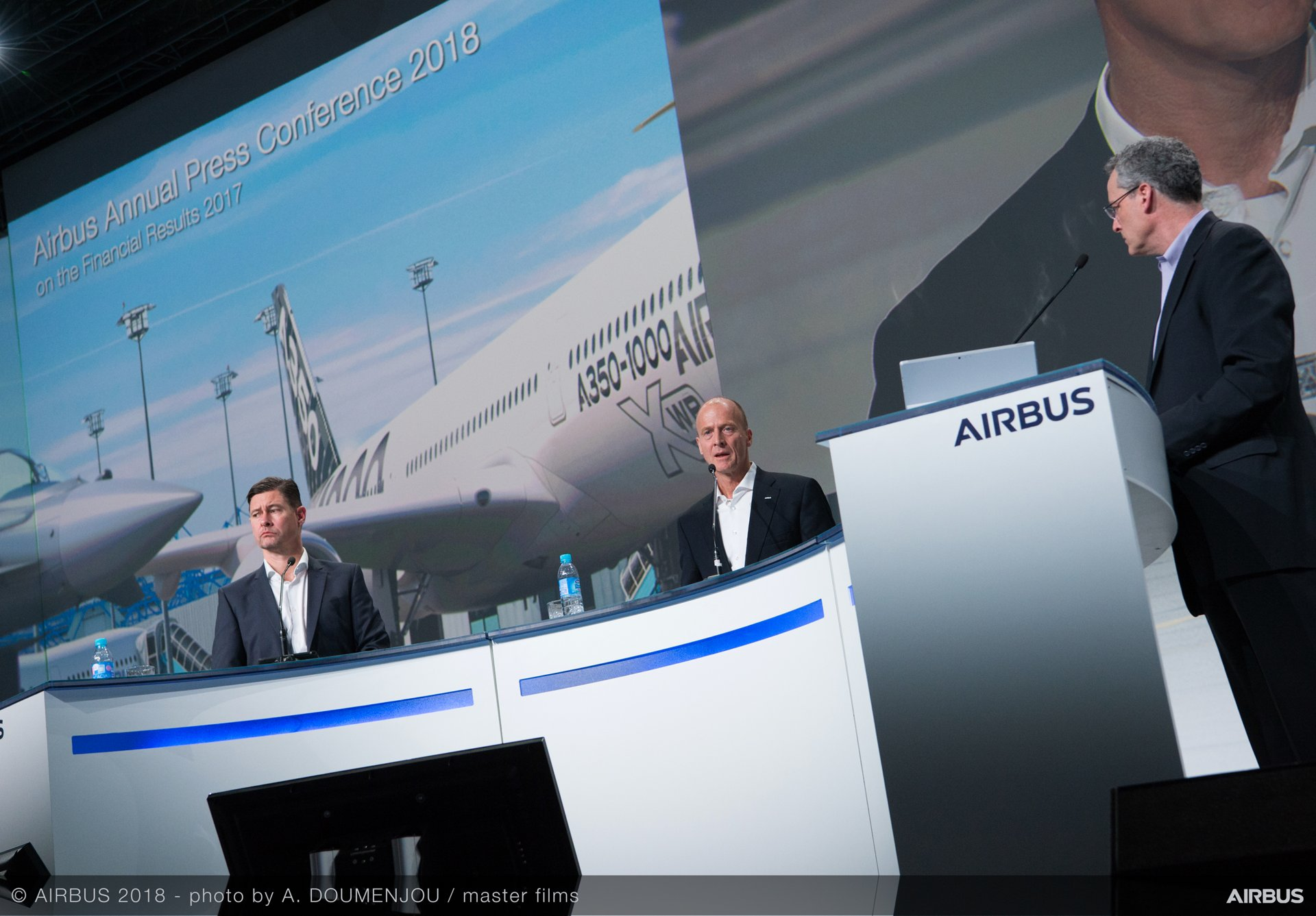 Airbus Annual Press Conference