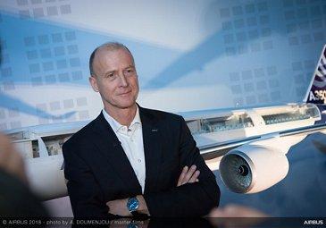 Airbus Annual Press Conference 2018