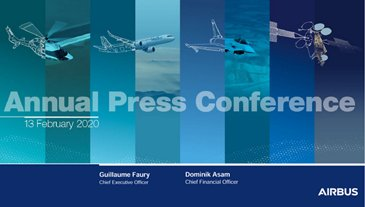 Airbus Annual Press Conference 2020 - Presentation