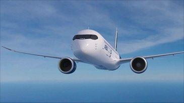 ZEROe concept aircraft: Turbofan